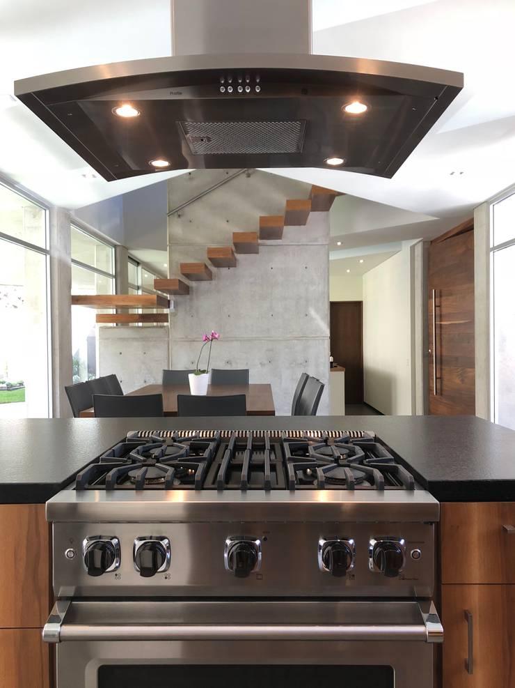 Cocinas integrales de estilo  de RFoncerrada arquitectos