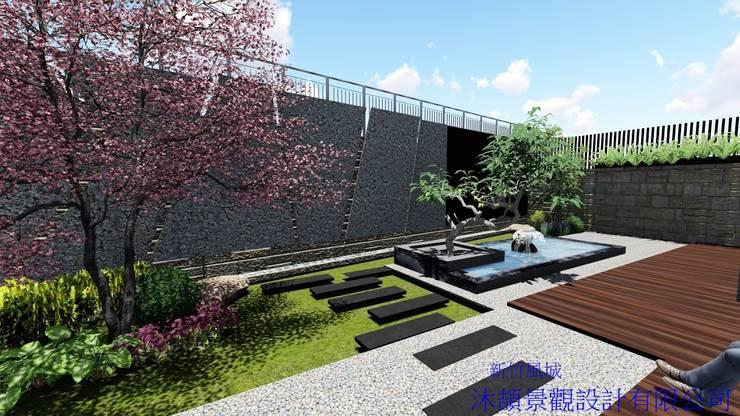 新竹風城庭園景觀 規劃設計中:   by 沐頡景觀設計公司