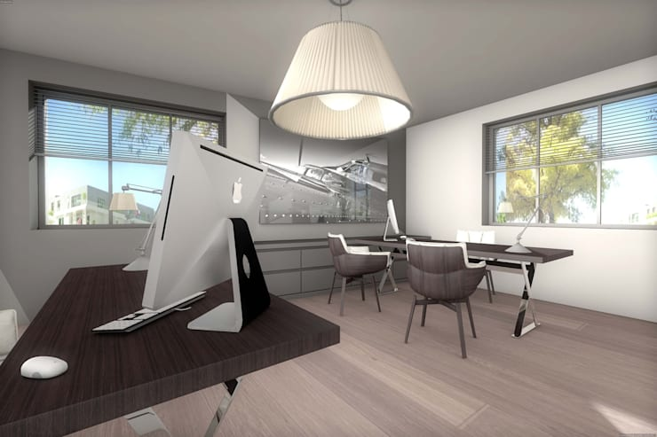 Study/office by réHome