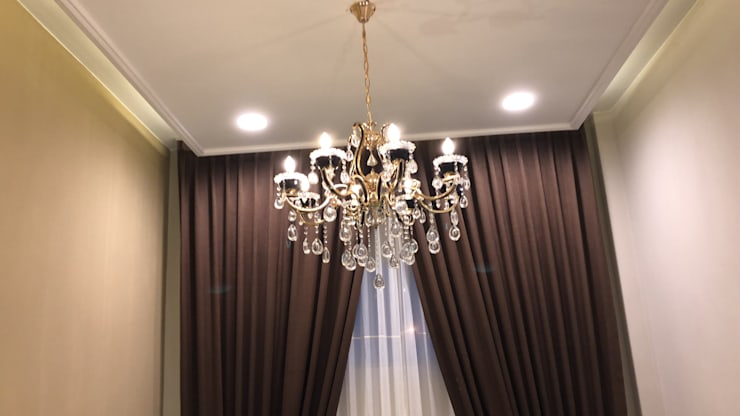 lampu hias: modern Living room by PT. Leeyaqat Karya Pratama