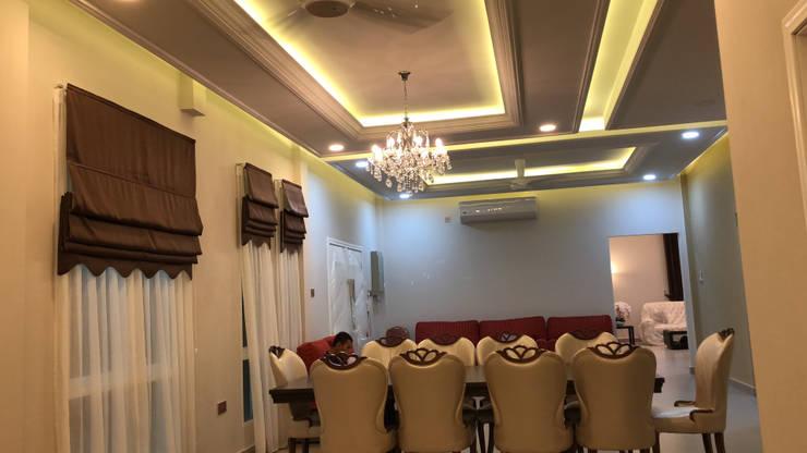 area ruang makan:  Ruang Makan by PT. Leeyaqat Karya Pratama