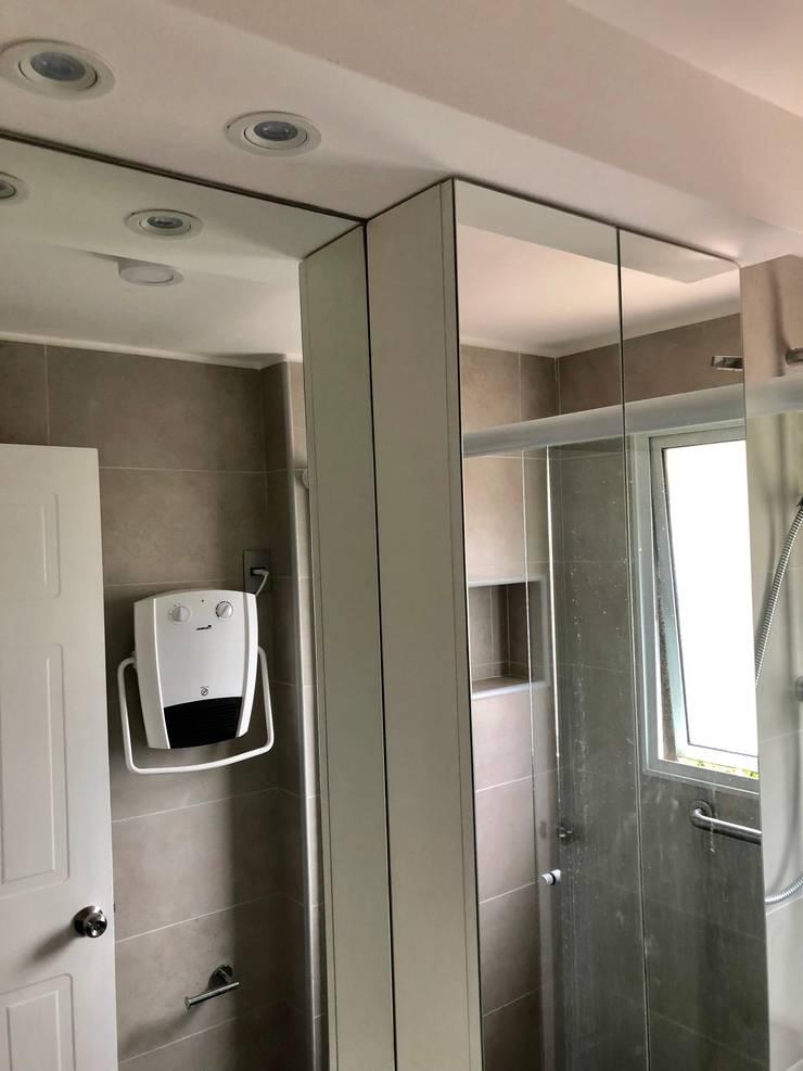 浴室 by balConcept SpA, 現代風