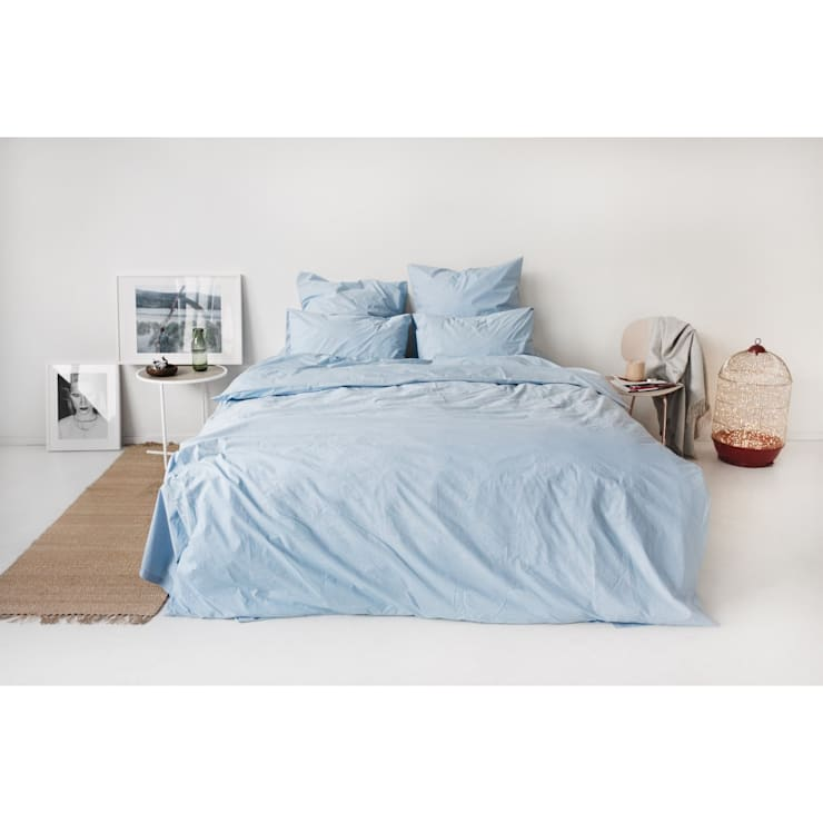 Percale Double Combo:  Bedroom by Bedroommood
