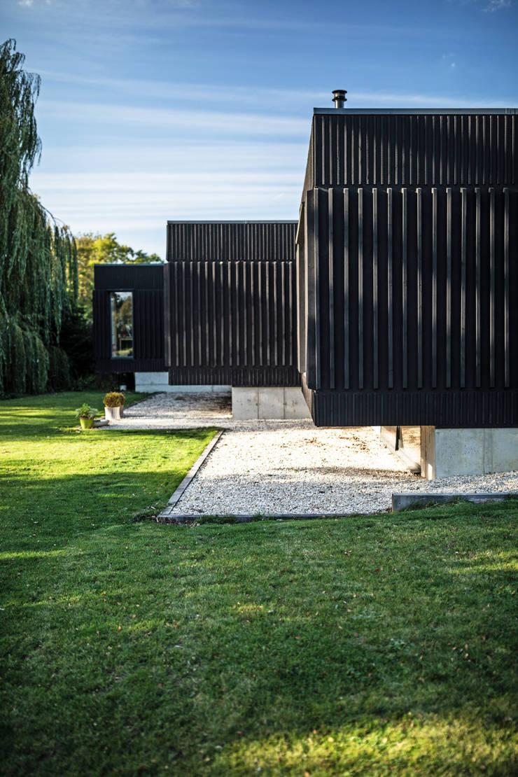 Maison individuelle de style  par Adrian James Architects