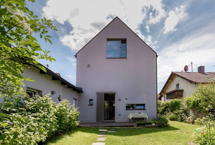 EFH in Weilheim:  Häuser von WSM ARCHITEKTEN