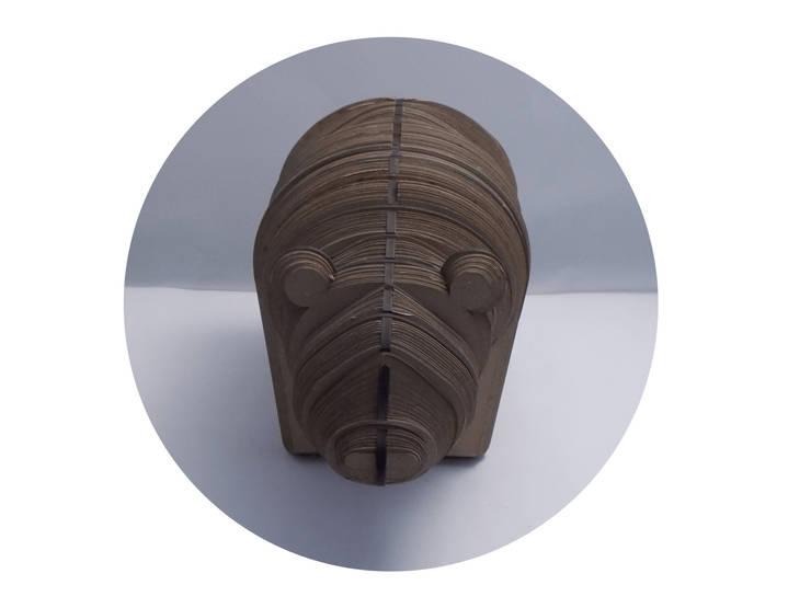 RASCOSO: Hogar de estilo  por maskkotto