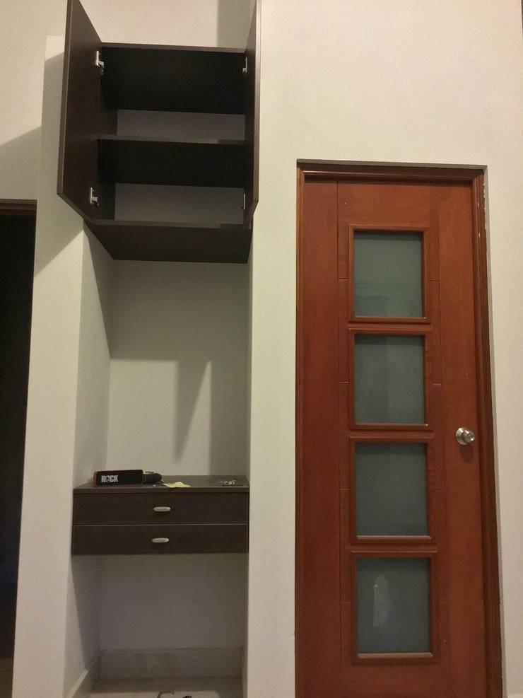 Dormitorio : Dormitorios de estilo  por ARDI Arquitectura y servicios