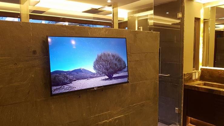 Bathroom by Ataxia Servicios, Modern