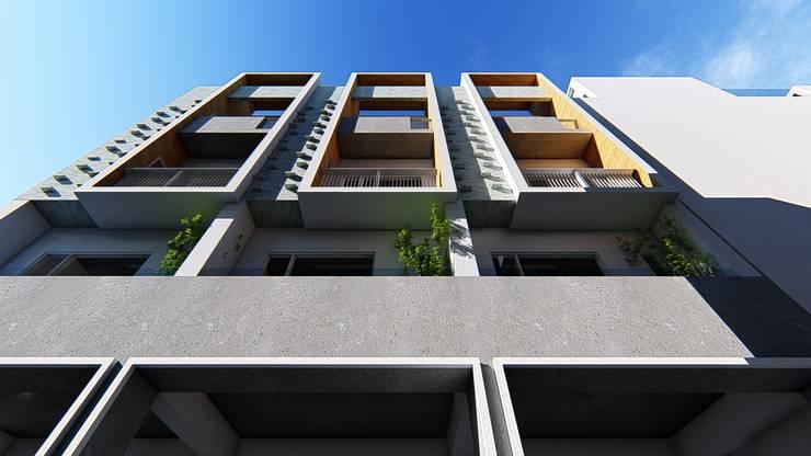 理境 社區戶 :  房子 by 尋樸建築師事務所