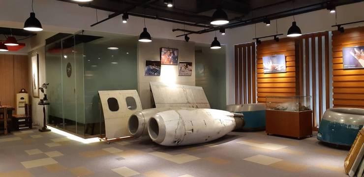 家具作品展示區 1 :  辦公空間與店舖 by Hi+Design/Interior.Architecture. 寰邑空間設計