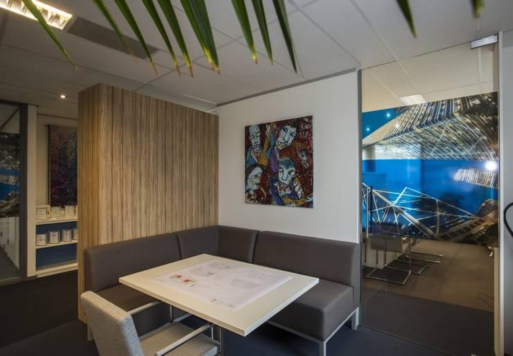 Kantoor :   door YBB Architecture Amsterdam