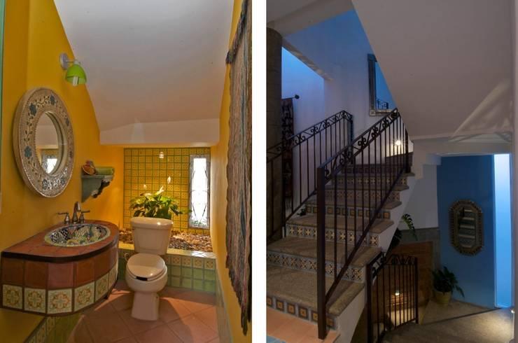 Casas de estilo  por RGR Arquitectos + Urban Strategy