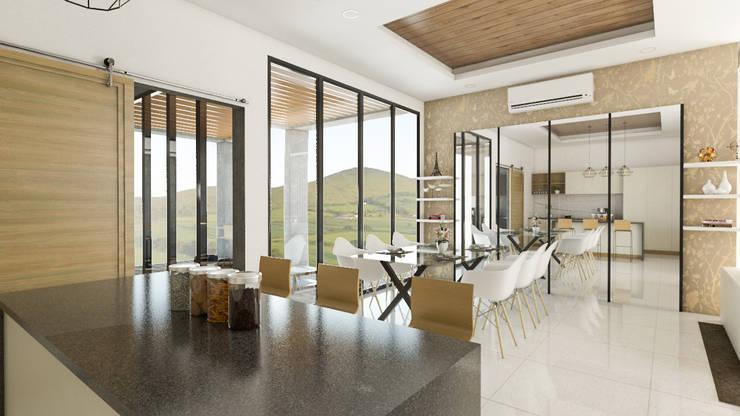 Dining room by PT. Leeyaqat Karya Pratama