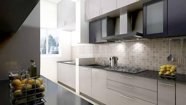Kitchen Designs by Modulart Modern