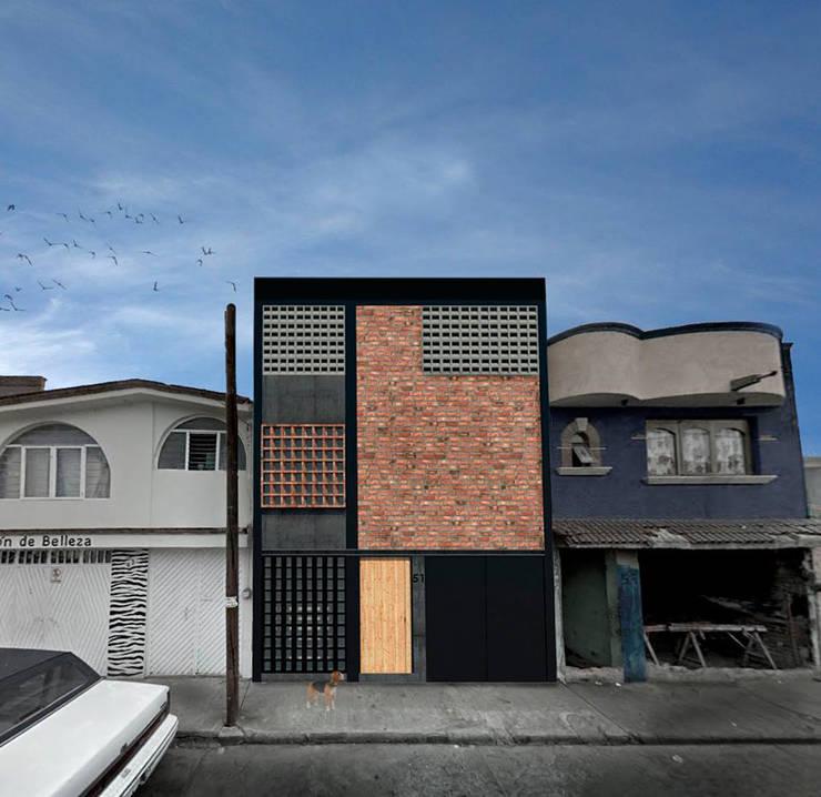 Propuesta de cambio de imagen. :  de estilo  por Creer y Crear. Arquitectura/Diseño/Construcción