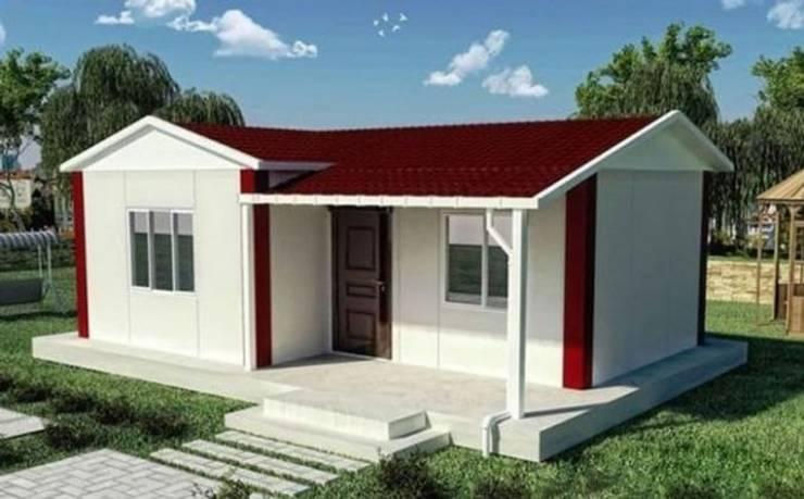 10 mẫu nhà cấp 4 mái tôn đẹp giá rẻ cho vợ chồng ít tiền:   by Kiến Trúc Xây Dựng Incocons