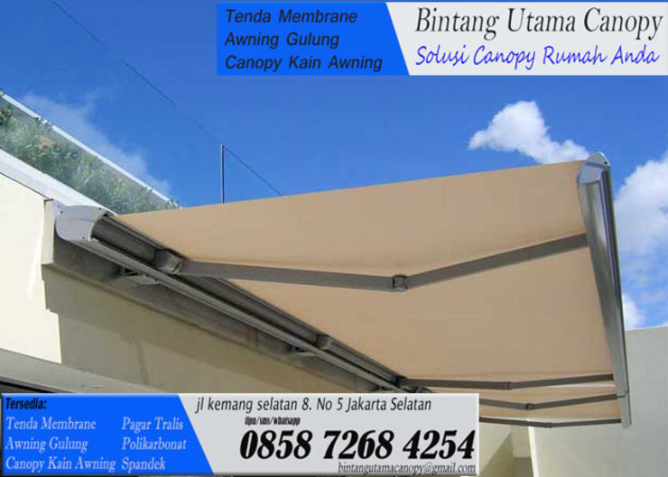 Gedung perkantoran by Bintang Utama Canopy