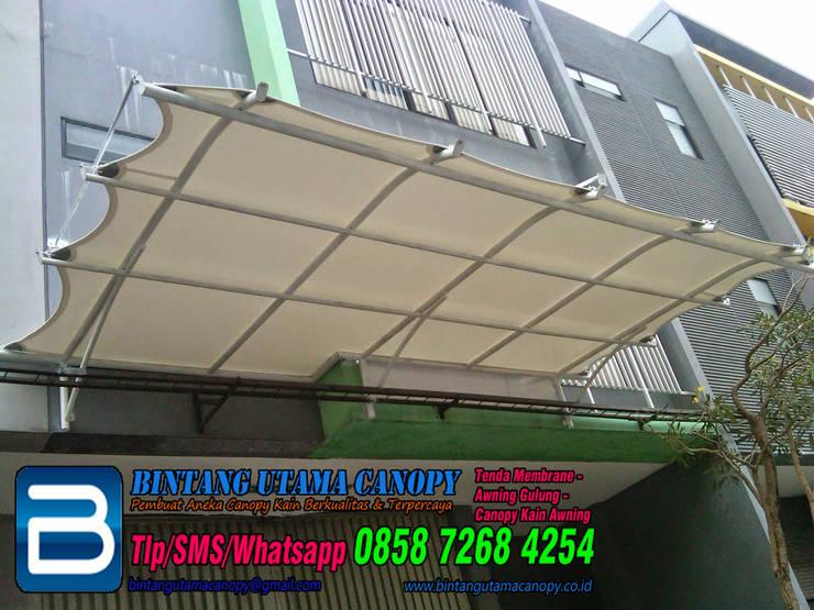 Kantor & toko by Bintang Utama Canopy