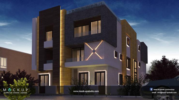 Villas by  Mockup studio