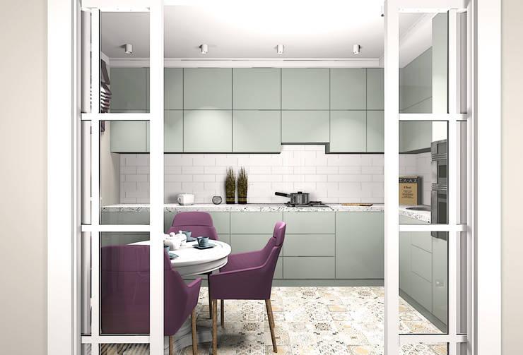 Kitchen by Екатерина Александрова, Eclectic