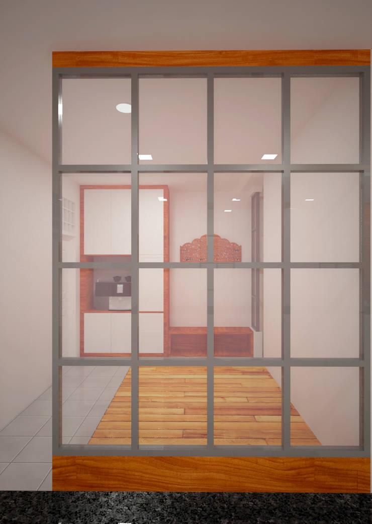 Mushollah:  Ruang Kerja by Vaastu Arsitektur Studio