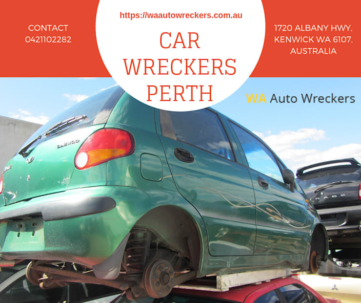 WA Auto Wreckers:   by WA Auto Wreckers