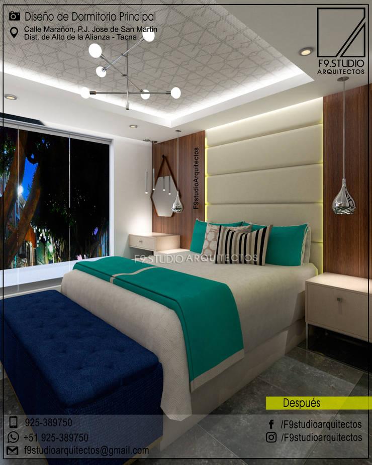 Propuesta de Diseño de F9.studio Arquitectos
