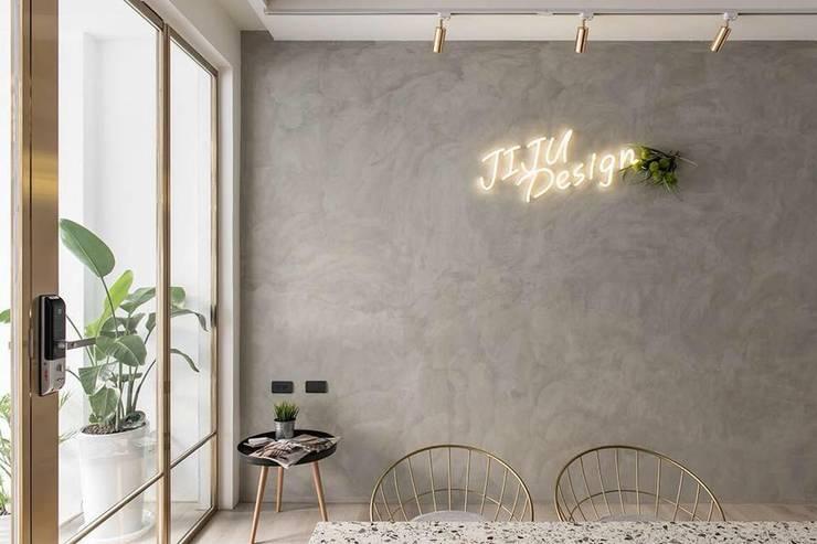 書房/辦公室 by 倢居室內設計