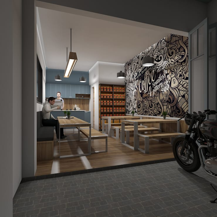 Desain Kafe:   by FP STUDIO