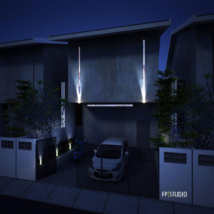 Rumah Pribadi:   by FP STUDIO