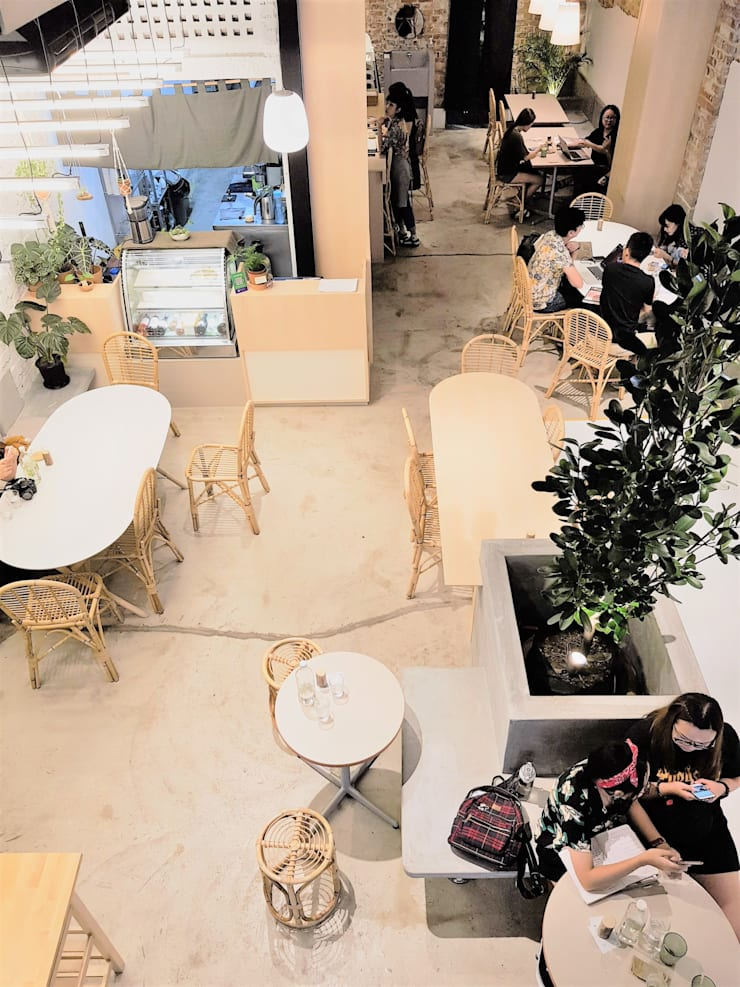 Curee Coffee _ Ver2:  Nhà hàng by Phương Đàm