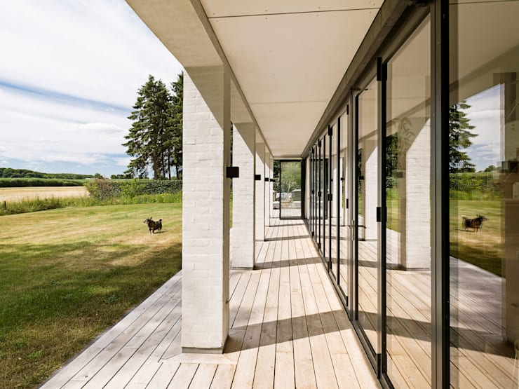 Patios & Decks by C.F. Møller Architects