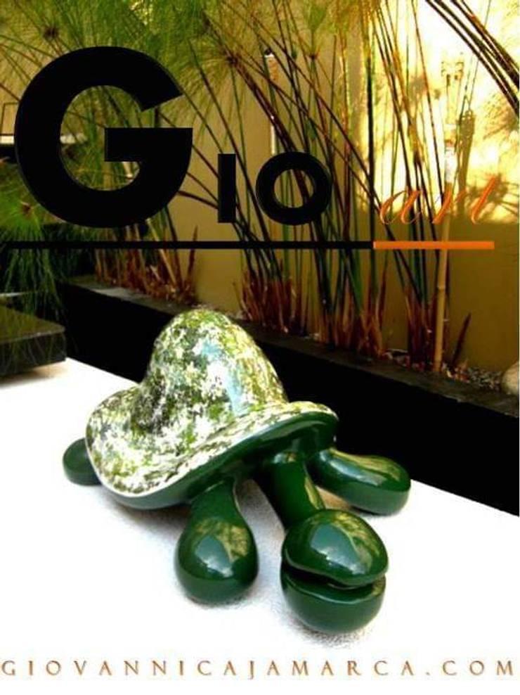 Tortuga línea Morrocoy: Arte de estilo  por Giovannicajamarca