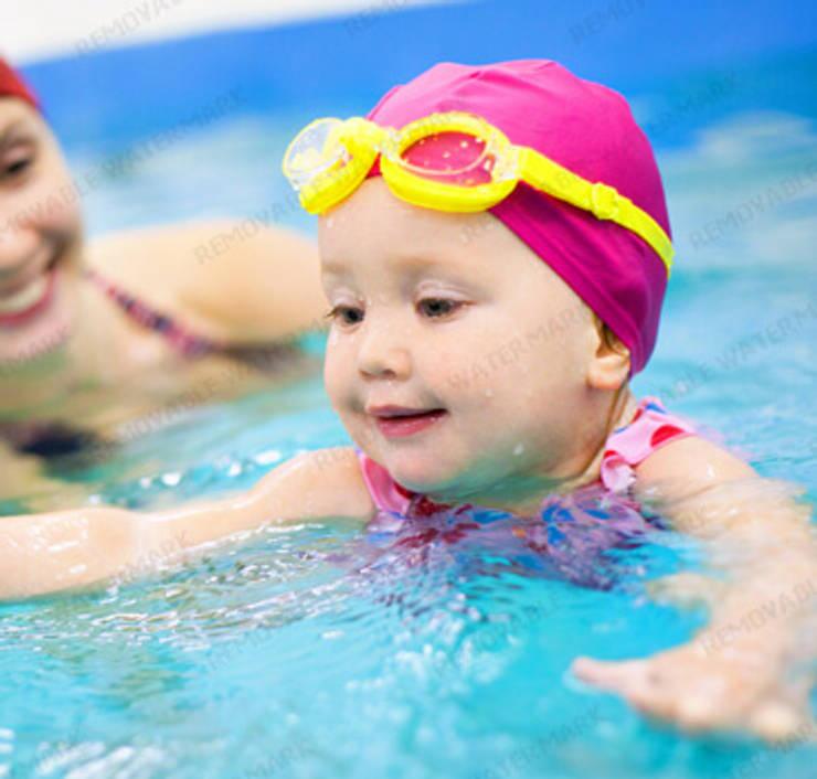 Baby Swimming Lessons:  Hot Tub by Star Swim Schools Pty Ltd