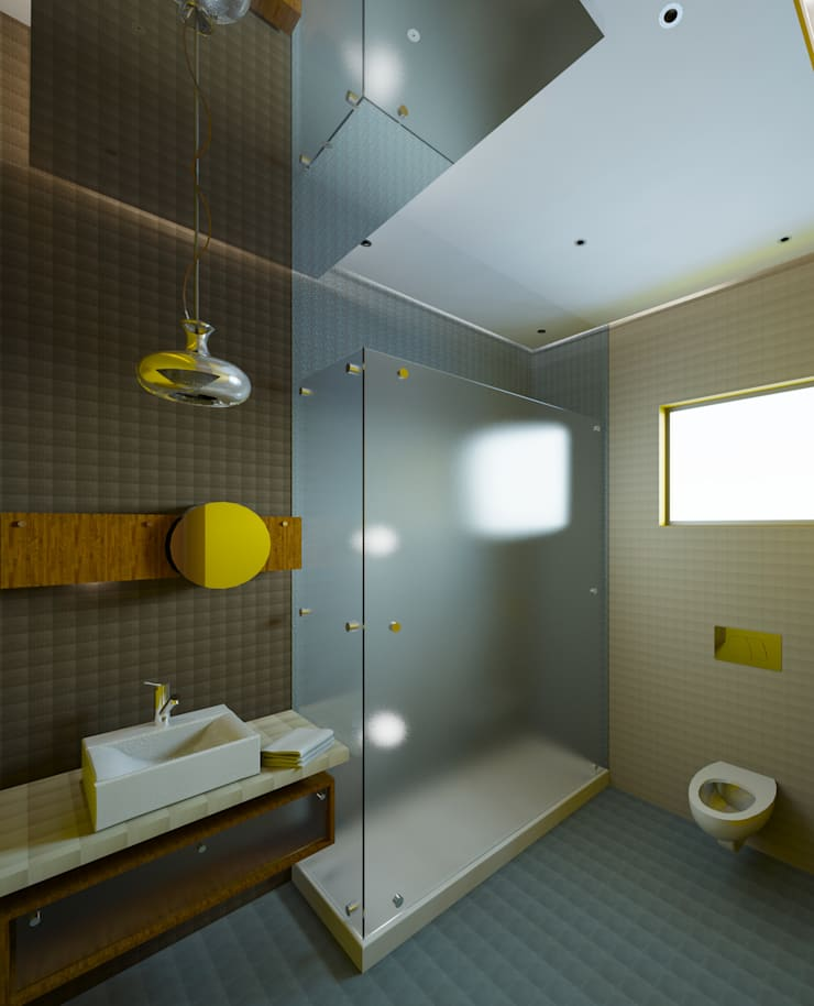 Our Collection:  Bathroom by The Creative Axis Free State & Northern Cape, Modern