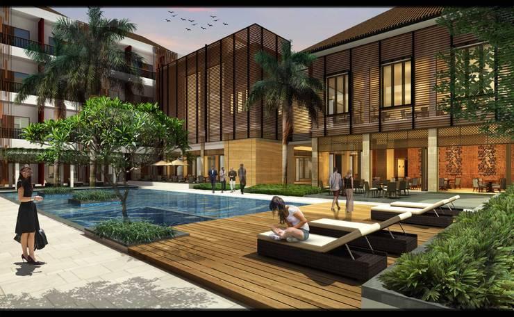 Grandika Bali:  Hotels by iwan 3Darc
