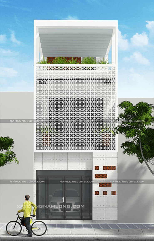 by Công ty cổ phần tư vấn kiến trúc xây dựng Nam Long