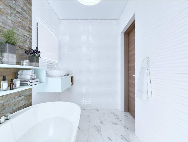 En-suite bathroom 3_1:   by Linken Designs