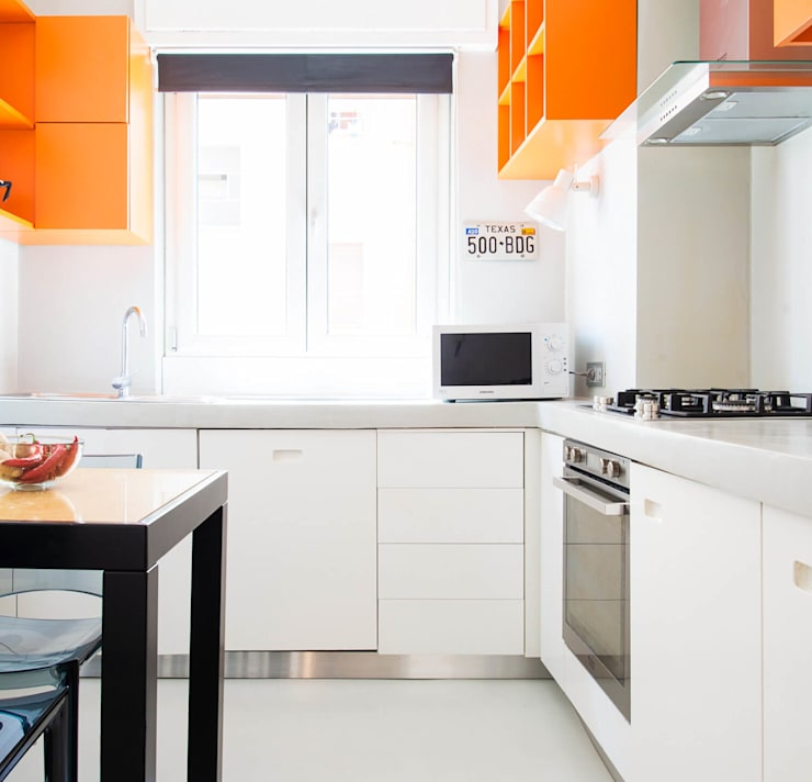Built-in kitchens by VITAE STUDIO - architettura
