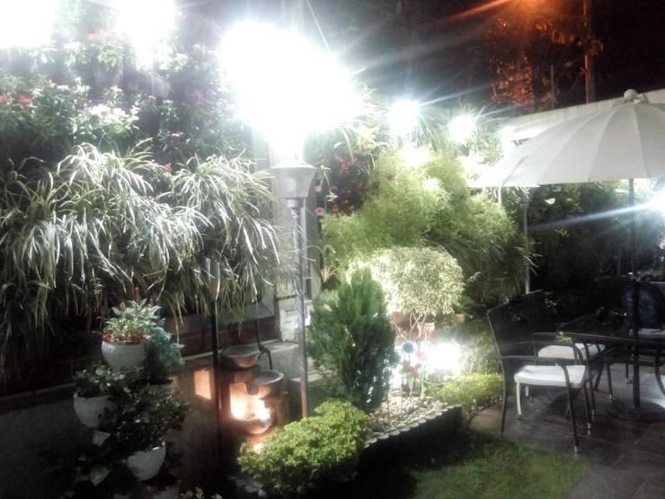Paisajismo: Jardín de estilo  por Globo Natural