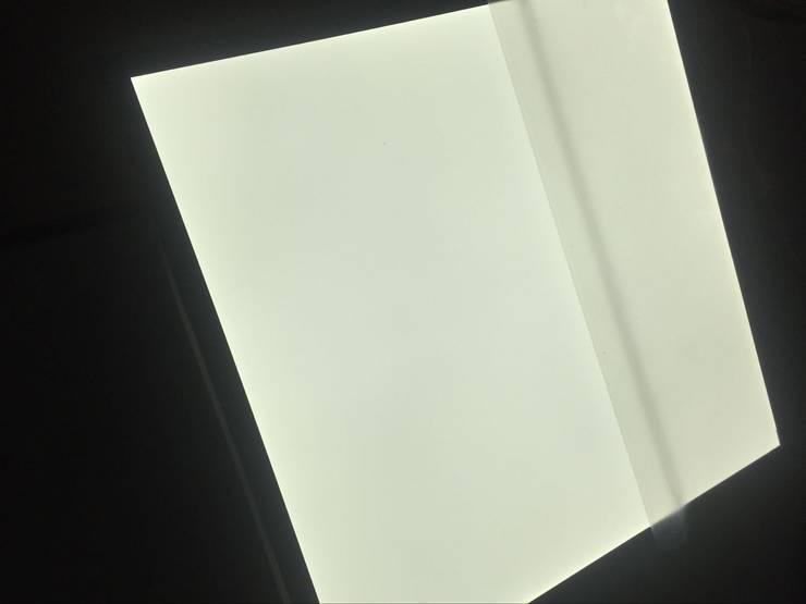 Acrylic LED Light Panel:  Bathroom by MAX Illumination