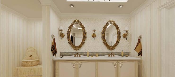 ANTE MİMARLIK  – Karadavut Villa:  tarz Banyo