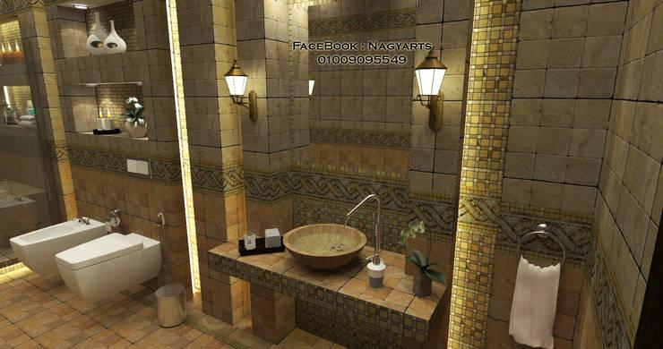 Dubai:  حمام تنفيذ Nagyart