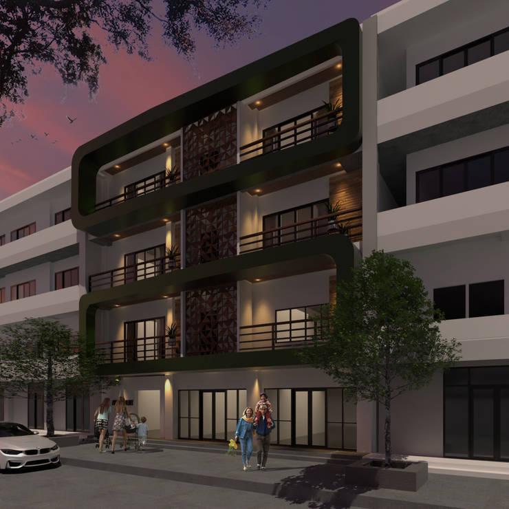 บ้านจำลอง 3D บางหว้า:  บ้านและที่อยู่อาศัย by บริษัท พี นัมเบอร์วัน คอนสตรัคชั่น จำกัด