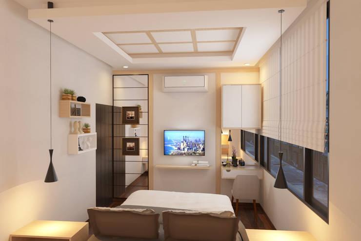 BSB Interior:  Kamar Tidur by Arsitekpedia