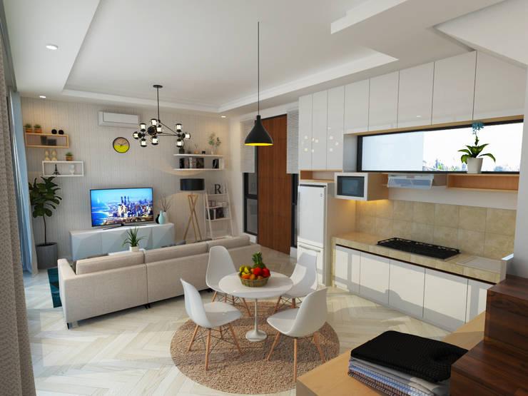 BSB Interior:  Ruang Makan by Arsitekpedia