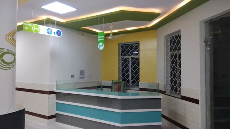 Hospitals by Revanth Infratech Pvt Ltd