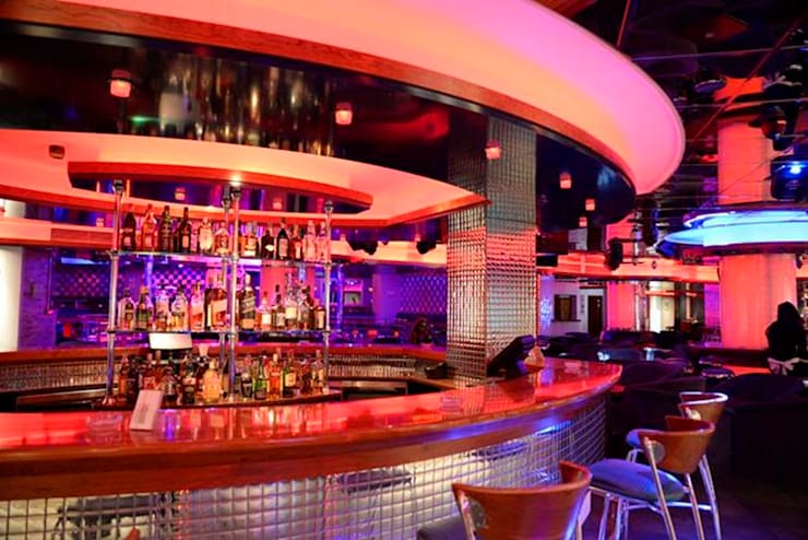 The Ranch Gentlemans Club, Rivonia (1997):  Bars & clubs by Apex Zone (Pty) Ltd