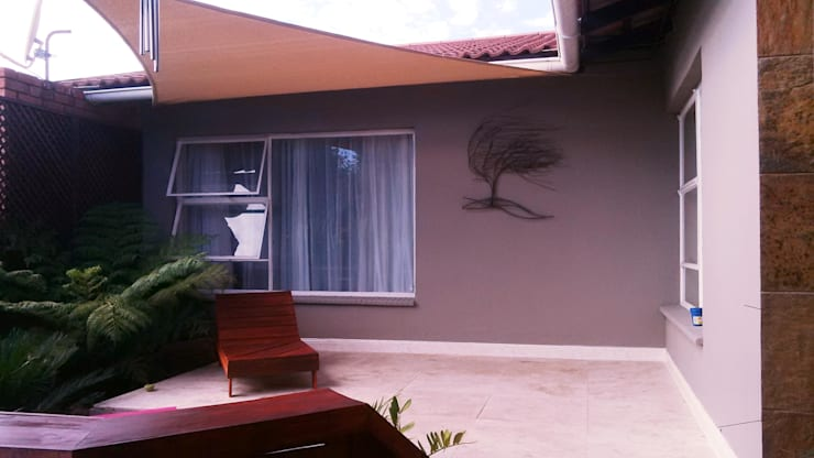 3 Bedroom Cluster:  Houses by Apex Zone (Pty) Ltd