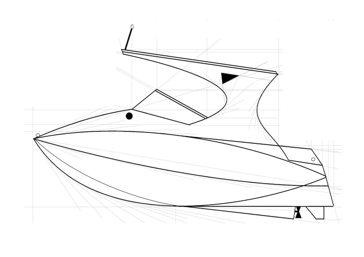 Boat Design:   by Apex Zone (Pty) Ltd